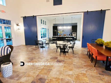 Canoe Creek Amenities | Parrish FL | David Barr Realtor