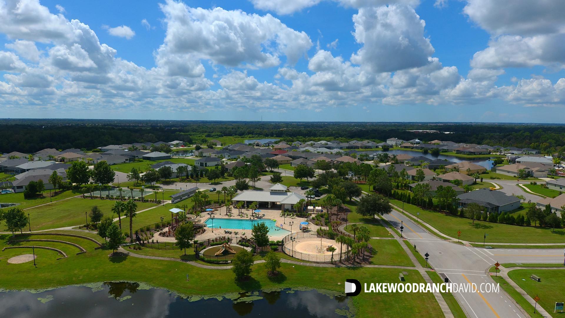 Cross Creek Parrish FL new homes