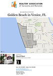 Golden Beach Venice FL demographic and real estate report