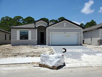 Tortuga Venice FL new homes