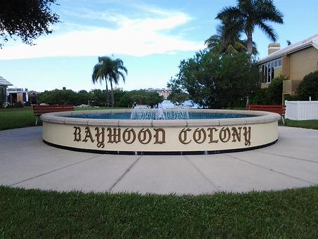 Baywood Colony Sarasota condos for sale