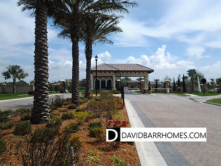 Venice FL gated home communities for sale