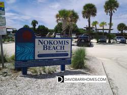 Nokomis Beach entrance