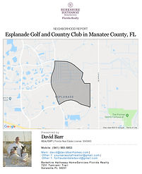 Central Park Lakewood Ranch neighborhood report