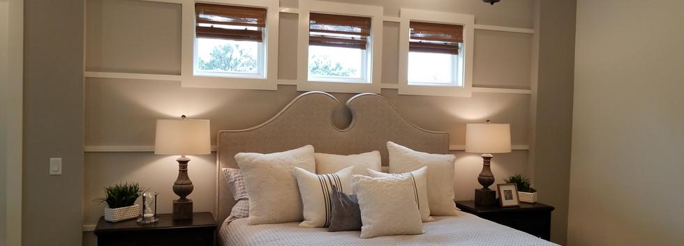 Hampton Lakes Sarasota master bedroom
