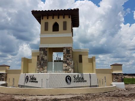 Solera Begins Home Site Pre-Sales