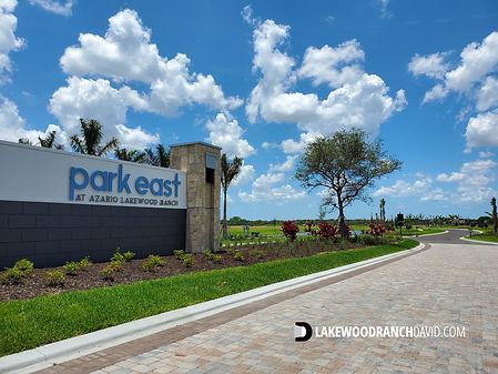 Park East at Azario Lakewood Ranch