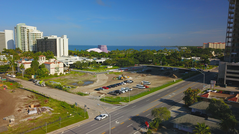Site of Auteur Sarasota luxury condos