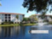 Island Park Venice FL condos with lake