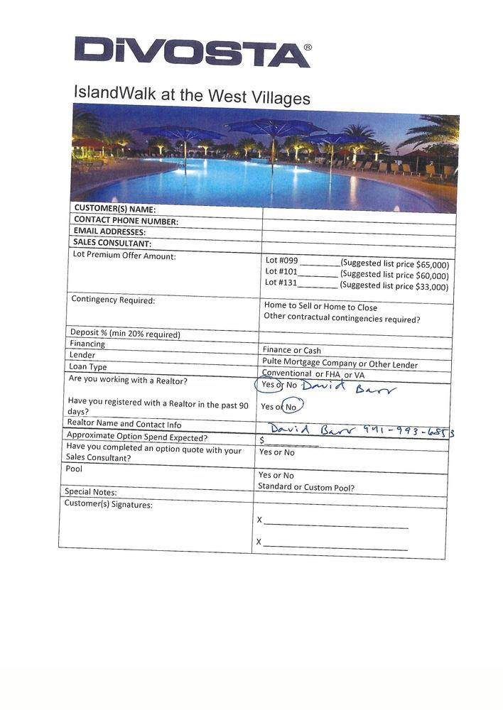 Beachwalk New Homes | Englewood FL | David Barr Realtor