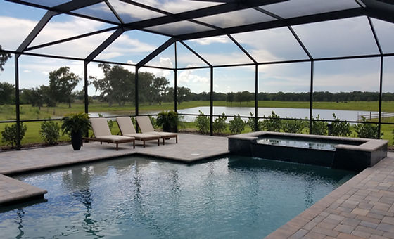 Venice FL pool homes for sale