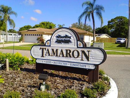 Tamaron Sarasota homes for sale