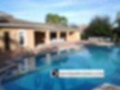Ventura Village Venice FL pool and clubhouse