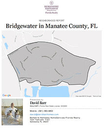 Bridgewater Lakewood Ranch demographic report