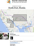 North Port FL demographic and real estate report