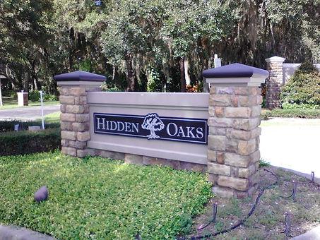 Hidden Oaks Estates Sarasota homes for sale