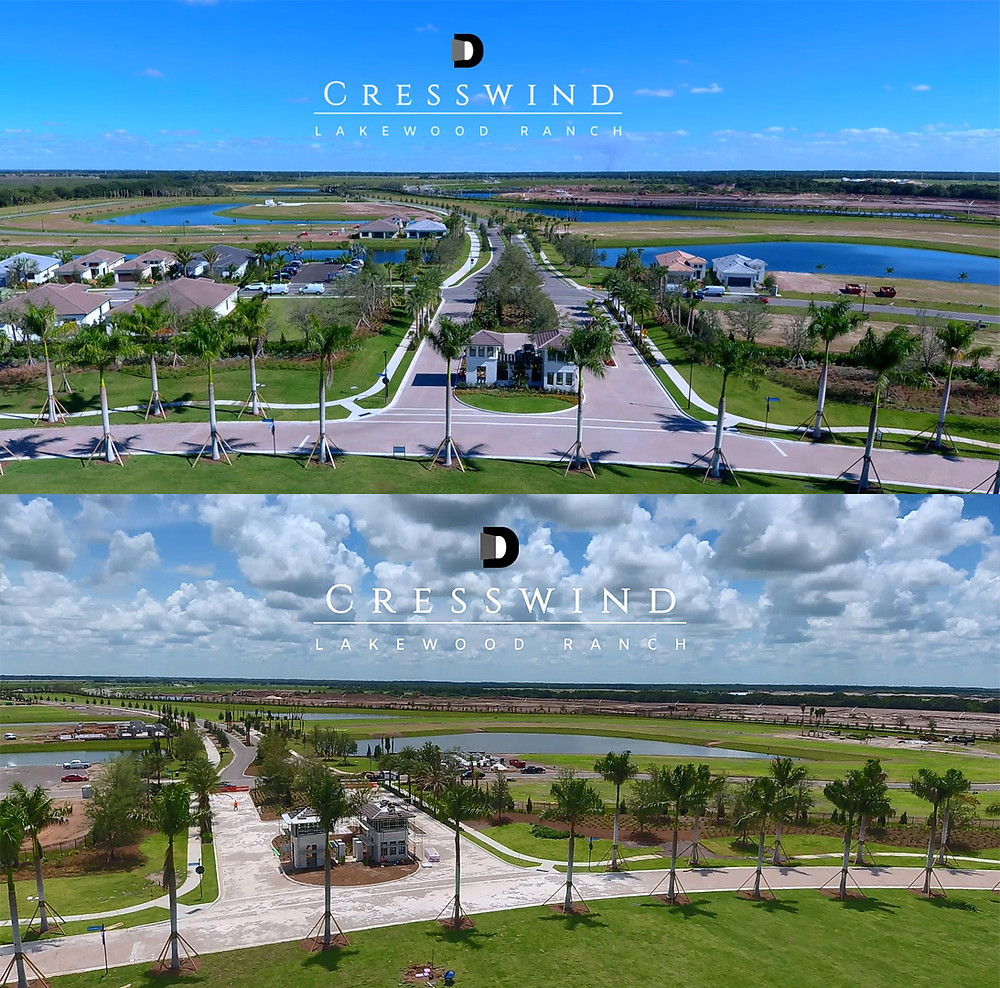 Cresswind Lakewood Ranch Nov 2019 top vs July 2019