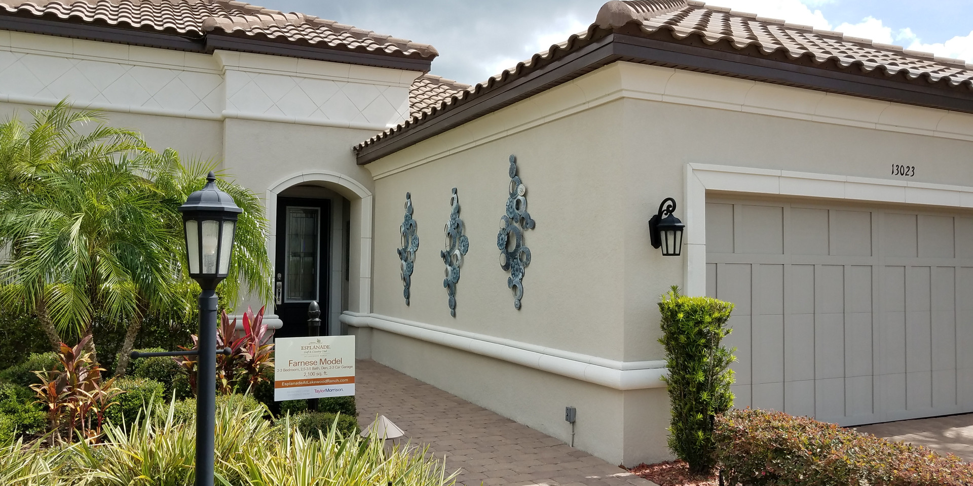 Esplanade at Lakewood Ranch Model Home