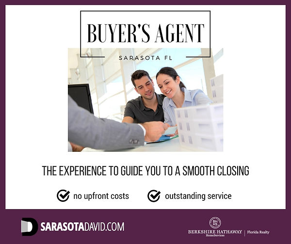 Sarasota real estate referral buyers agent