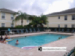 Pool at Mirabella in Venice FL