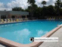 Villas of Venice community pool
