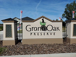 Grand Oak Preserve new homes for sale in Parrish FL