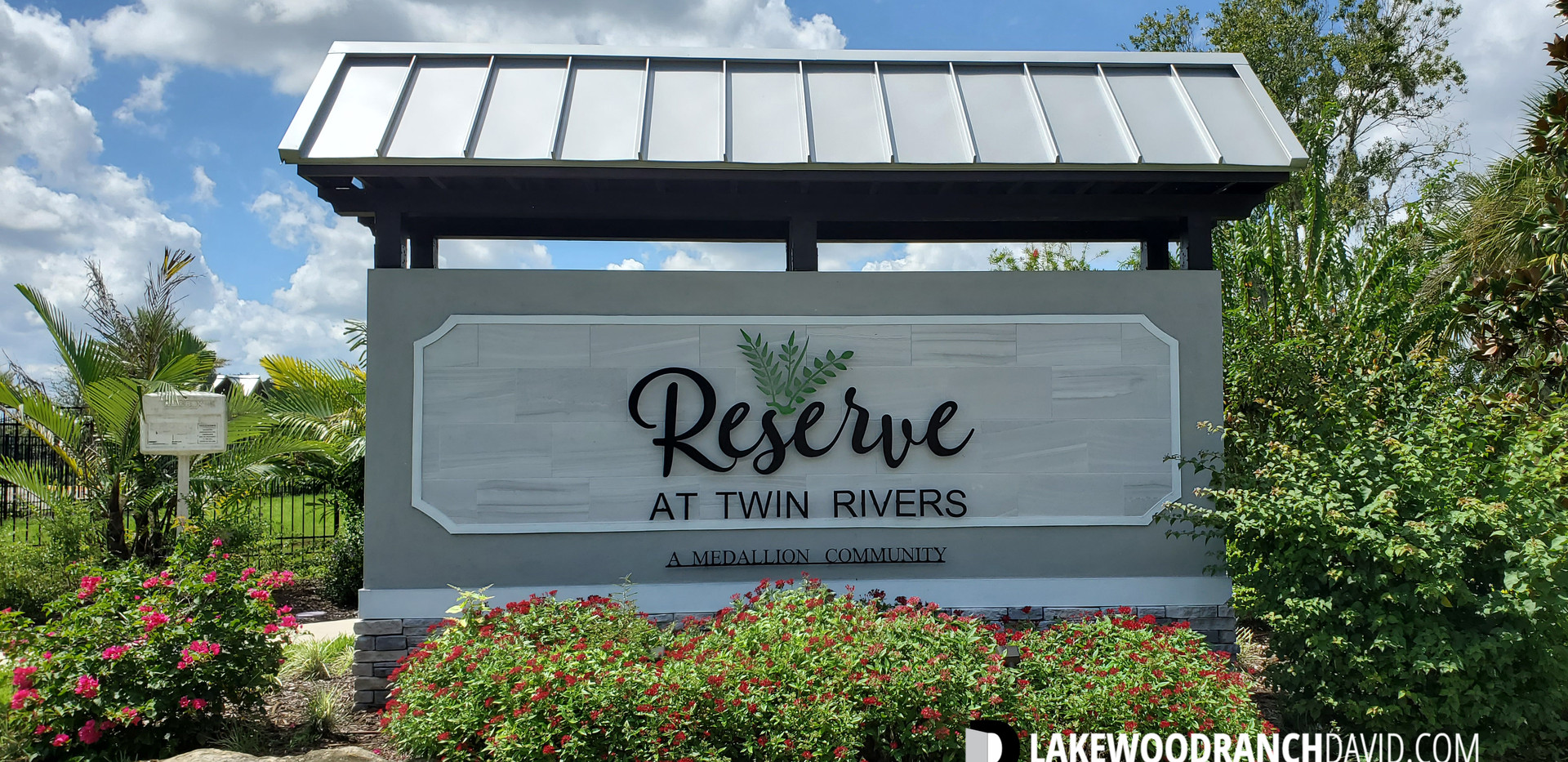 Reserve at Twin Rivers new homes Parrish FL