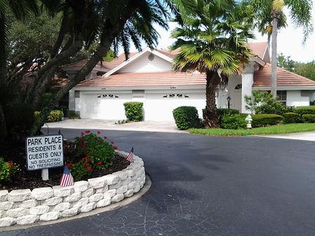 Park Place Villas Sarasota for sale