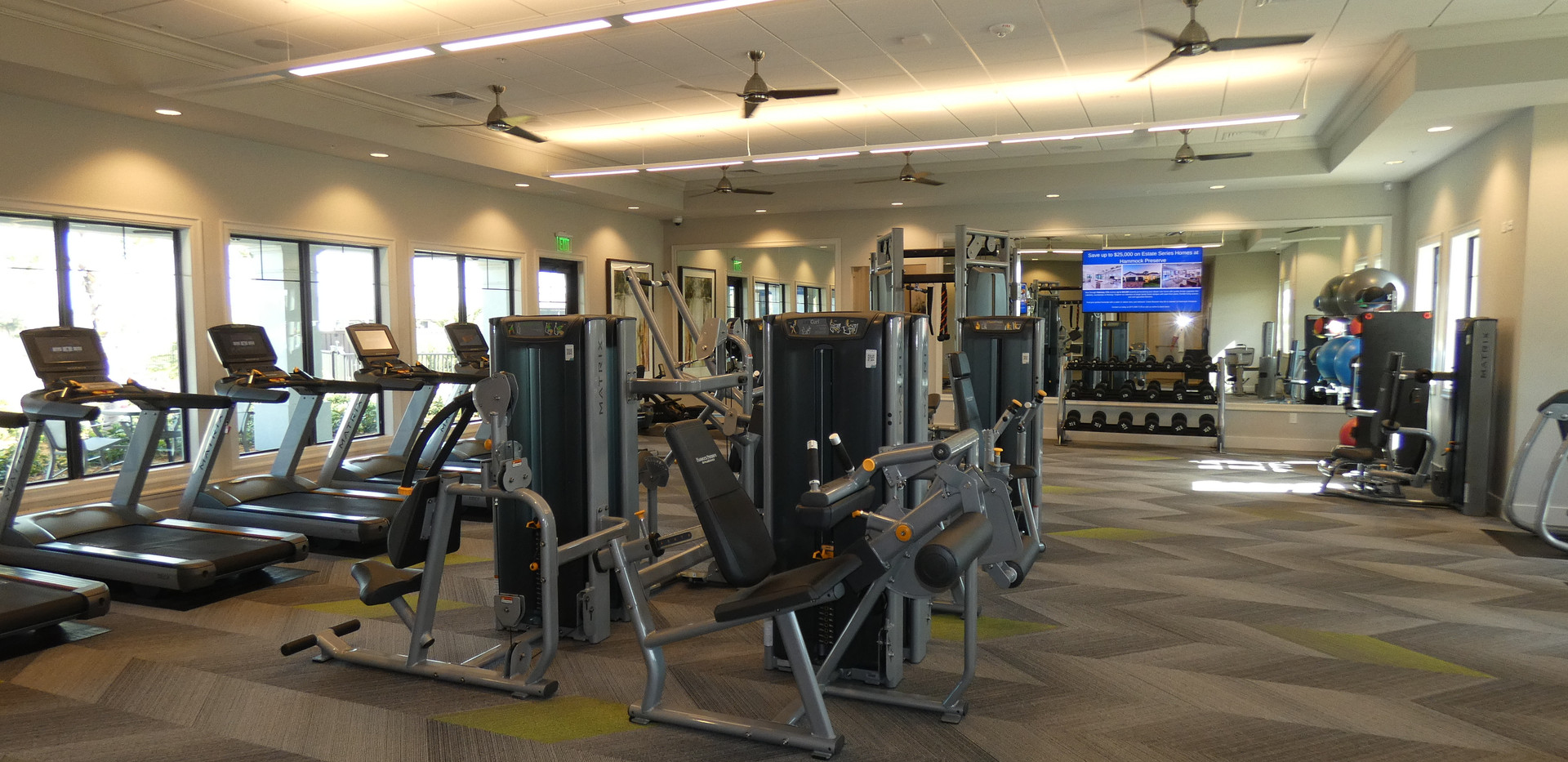 Hammock Preserve Sarasota fitness center
