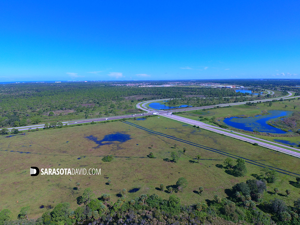 Talon Preserve Sarasota at the intersection of SR 681 and Honore Ave.