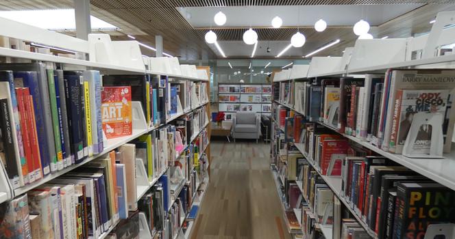 Venice FL library