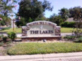The Lakes Estates Sarasota homes for sale