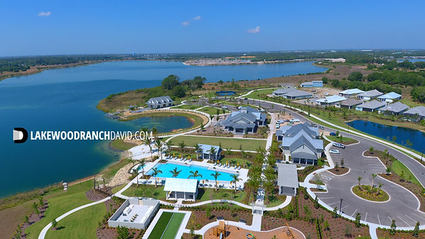 Lakehouse Cove amenities in Waterside Lakewood Ranch