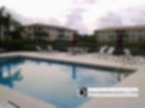 San Lino Venice FL pool view