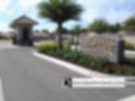 Venice FL gated home community Calusa Park
