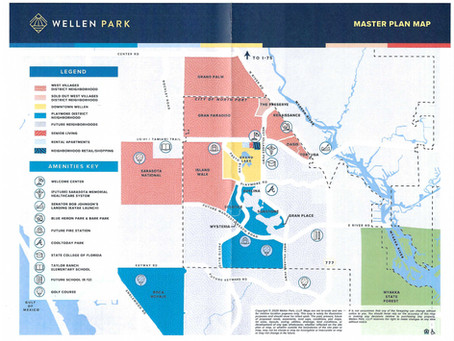 More New Homes   Wellen Park FL   David Barr Realtor