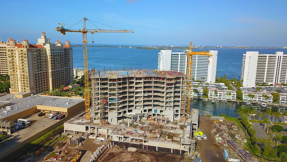 Ritz Carlton Residences in Sarasota
