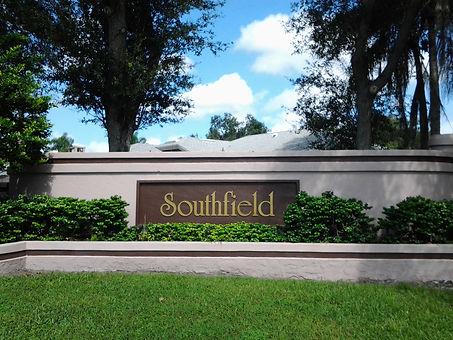 Southfield Sarasota homes for sale