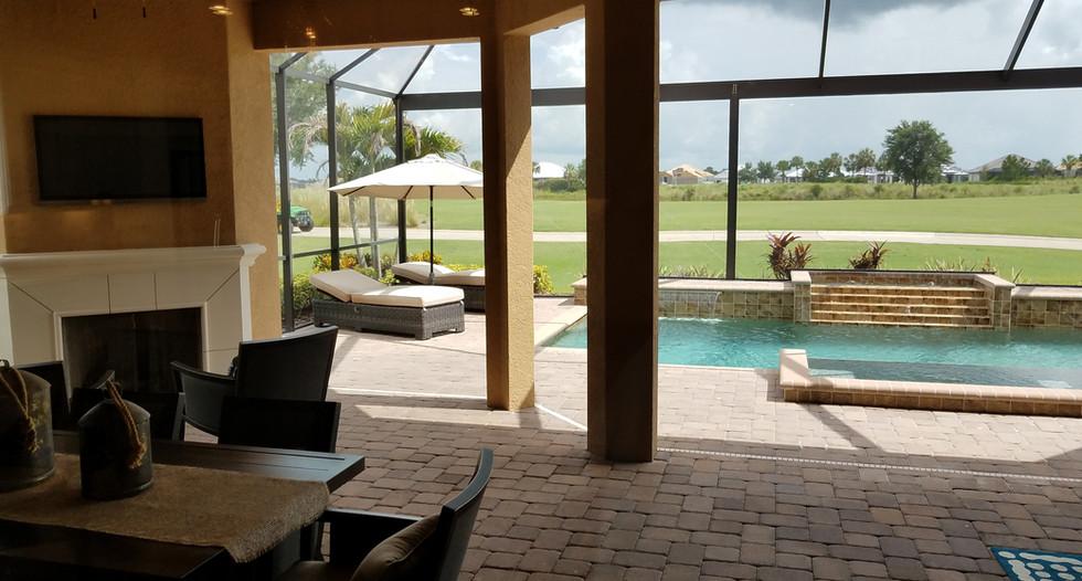 Pool at Esplanade Lakewood Ranch