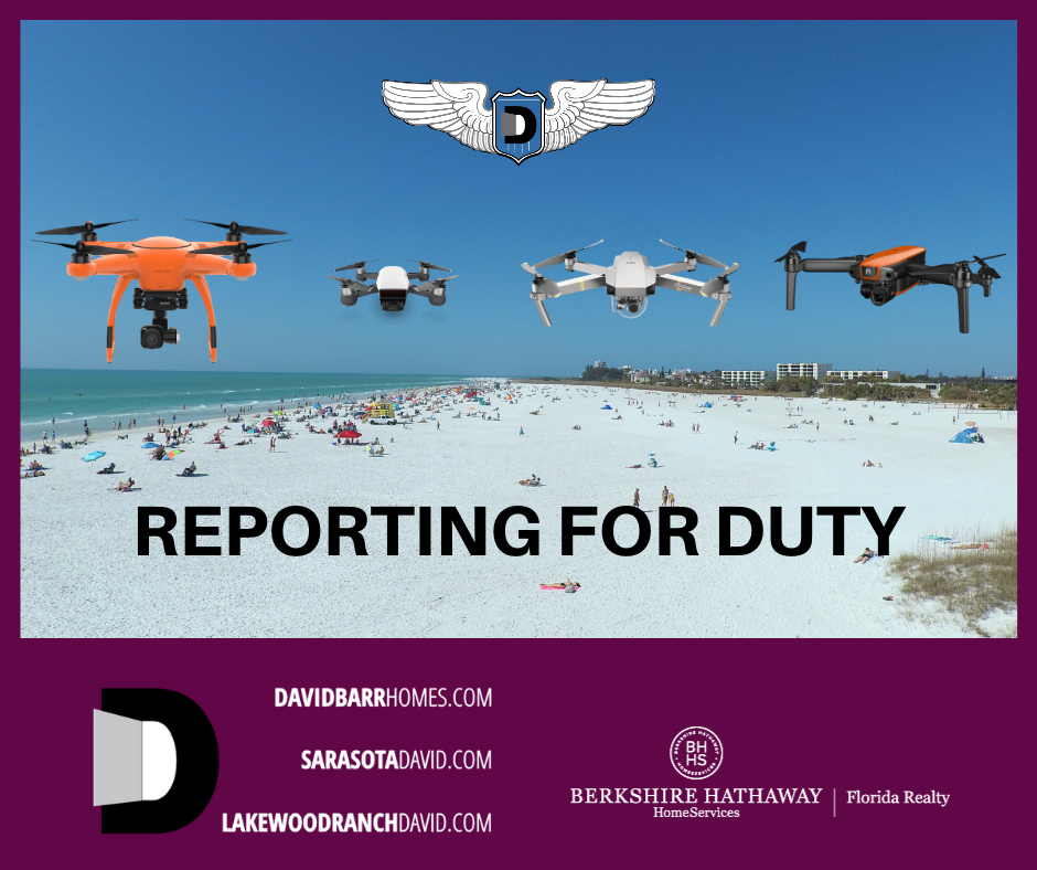 Drone photography in Lakewood Ranch real estate
