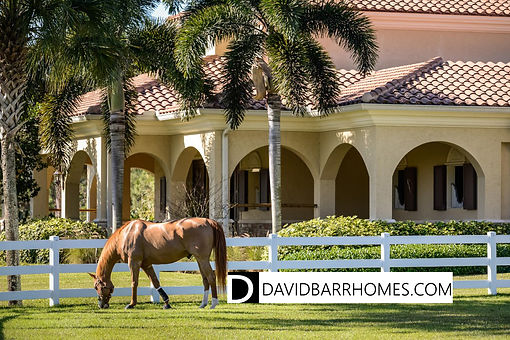 Equestrian homes and horse properties Venice FL for sale