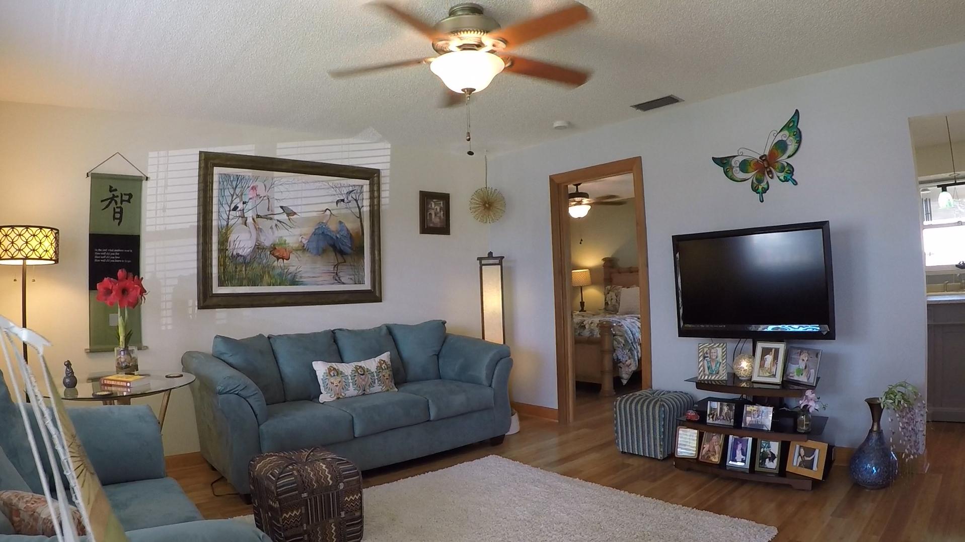 1207 Falcon Road living room