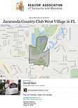 Jacaranda West Villages Venice FL demographic and real estate report
