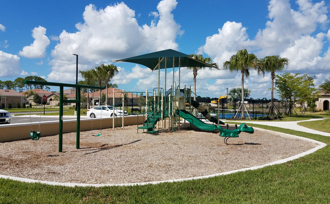Playground at Renaissance at The West Villages