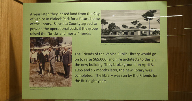 About the Venice FL Library