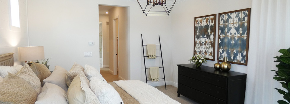 Cardel Homes master bedroom in Worthingt