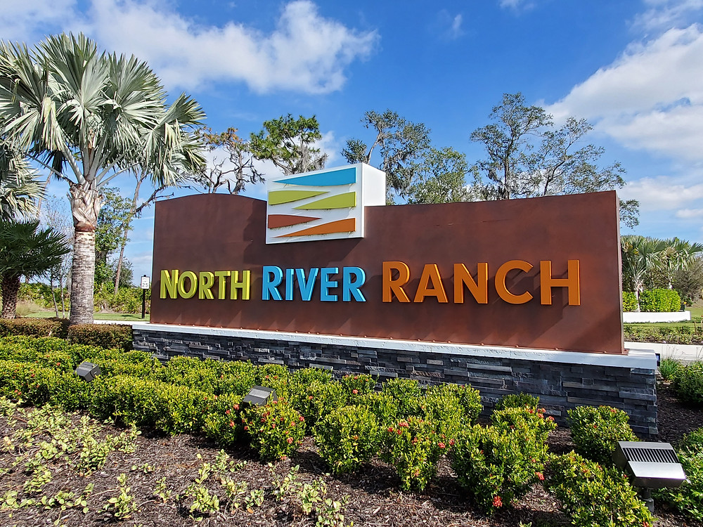 North River Ranch new homes in Parrish FL