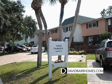 Venice Town House condos Venice FL