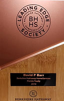 David Barr Venice FL Realtor award 2019