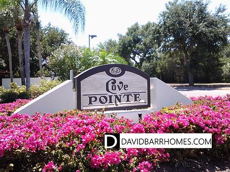 Cove Pointe Venice FL homes for sale
